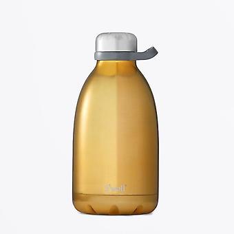 S'well - 64oz Roamer - Bouteille d'or jaune