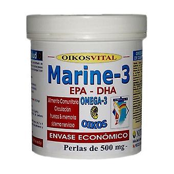 Marine-3 Omega 3 180 softgels van 500mg