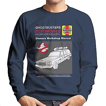 Haynes Ghostbusters Ecto 1 eiere manuell menn ' s Pullover