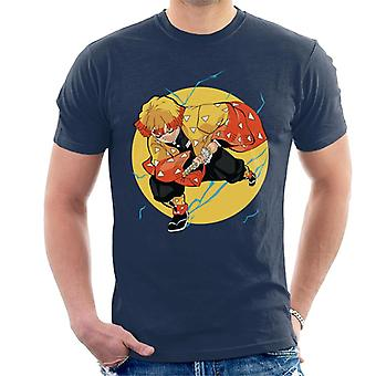 Zenitsu Demon Slayer Men's T-Shirt