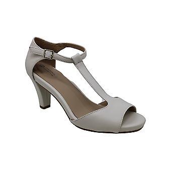 Giani Bernini Womens Claraa Open Toe Ankle Strap Classic Pumps