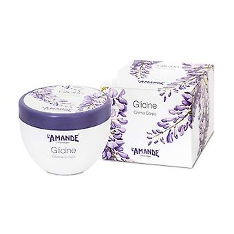 Wisteria Body Cream 300 ml of cream