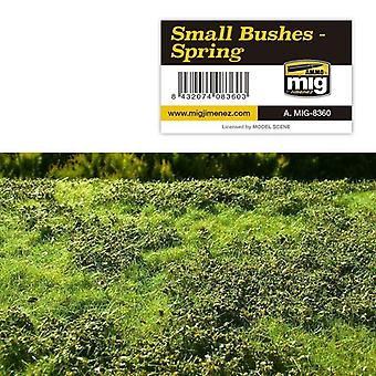 Ammo by Mig Small Bushes - Spring