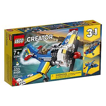 Playset Creator Race Flugzeug Lego 31094