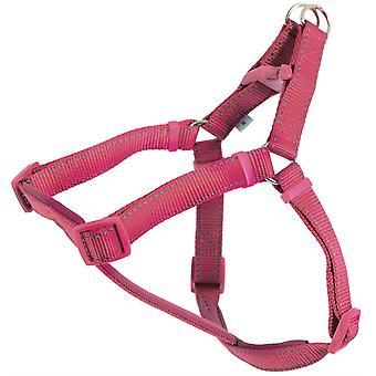 Ancol Imbottito Esercizio Harness - Medio (24 pollici) - Rosa lampone