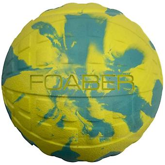 Foaber Bounce - Groot - Groen/Blauw Marmer