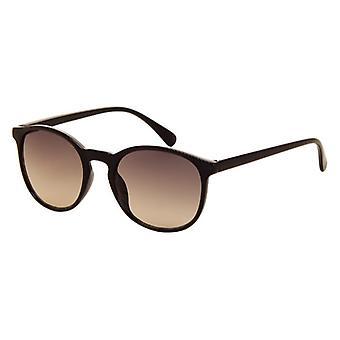 Gafas de sol Unisex alrededor de Kat. 3 negro/gris (básico 75-A)