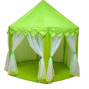 Play House Game, Portable, Foldable, Princess Tent Castle Toy