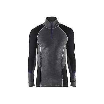 Blaklader 4899 baselayer top zip-neck - mens (48991732)