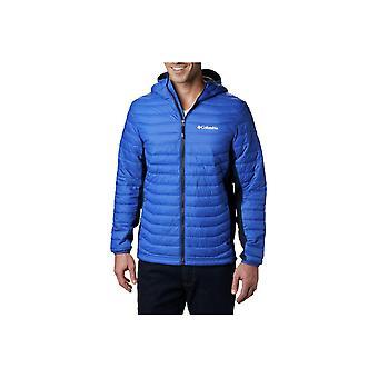 Columbia Powder Pass Hooded Jacket 1773271437 universella vinter män jackor