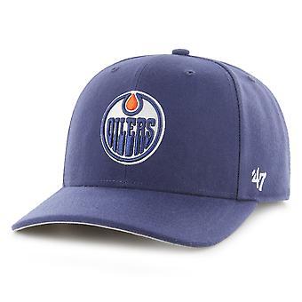 47 Brand Low Profile Snapback Cap - ZONE Edmonton Oilers