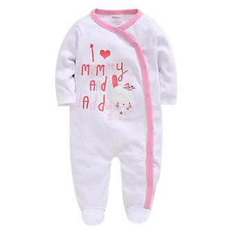 Newborn Baby Sleeper Cotton Pajamas Jumpsuits