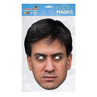 Mask-arade Ed Miliband Party Mask