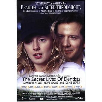 The Secret Lives of Dentists Movie Poster Print (27 x 40)