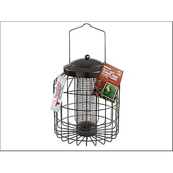 Gardman Heavy Duty Squirrel Proof Peanuts Feeder A01821