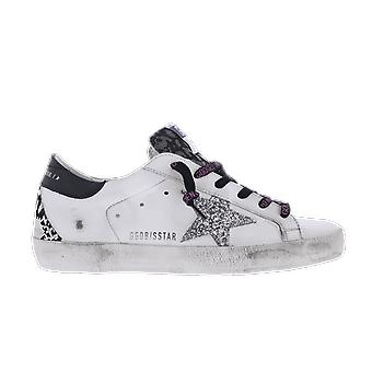 Golden Goose Superstar Glitter Star Phyton White GWF00102F00021910246 shoe