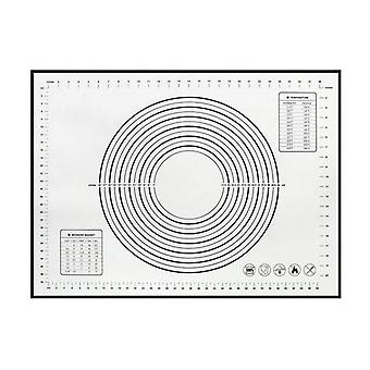 Multi Size Non Stick Silicone Baking Mat, With Scale Rolling Dough Pad