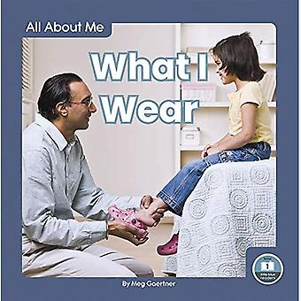 All About Me: What I Wear