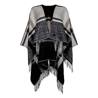 Superdry Etoile Parisian Blanket - Black / White