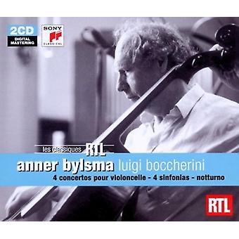 Anner Bylsma - Rtl: Anner Bylsma [CD] Tuonti Yhdysvalloista