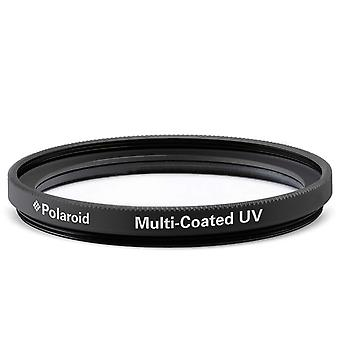 Polaroid optics 52 mm uv filter   protective ultraviolet filter absorbs haze, improves images & shie