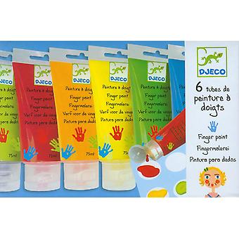Djeco dj08860 the colours-for little ones, mixed