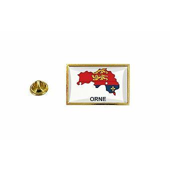 pinheiro emblema pinheiro pin-apos;bandeira país mapa departamento orne