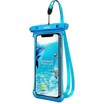 Fonken Full View Waterproof Case Phone Underwater Snow Rainforest