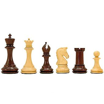 Eminence serie Rosewood luxe Chess Pieces 4,5 inch x