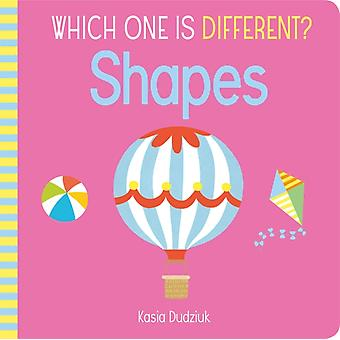 Which One Is Different Shapes by Dudziuk & Kasia