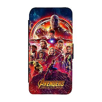 Avengers Infinity War iPhone 12 / iPhone 12 Pro Plånboksfodral