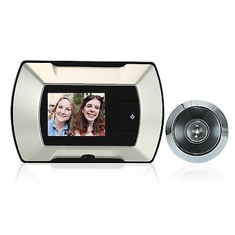 2.4inch Tft LCD visuel skærm, trådløs dør kighul digitalkamera