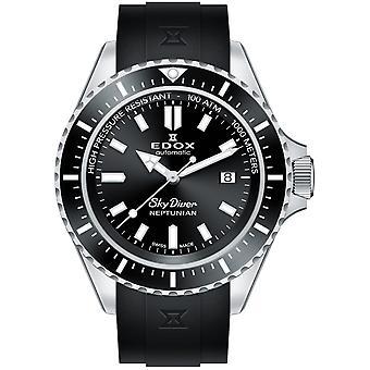 Edox 80120 3NCA NIN Skydiver reloj de hombre