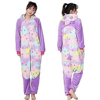Femei Cosplay Hooded Animal Cartoon Pijamale