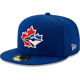 New Era 59Fifty Cap - MLB BATTING PRACTICE Toronto Blue Jays