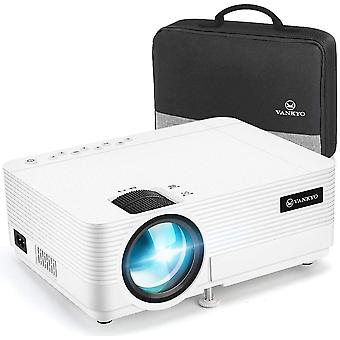 Leisure 470C Native 720P Projector, Full HD 1080P Supported