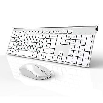 Rechargeable  Wireless Keyboard / Mouse