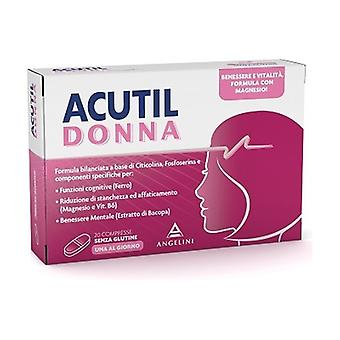 Acutil Woman 20 tablets