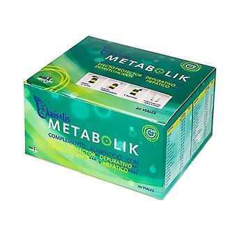 Krisalis Metabolik 20 vials
