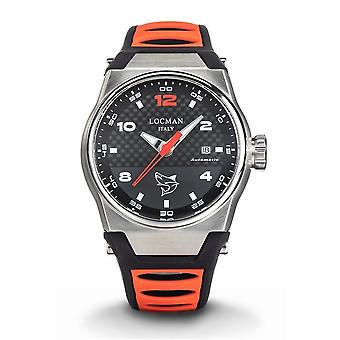 Locman Wristwatch NUOVO MARE 0556A09S-00CBRDSR