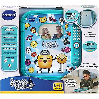 Vtech Secret Safe Notebook Blue/Green