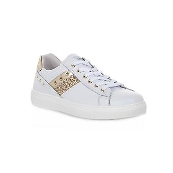 Black gardens 707 skiper white sneakers fashion