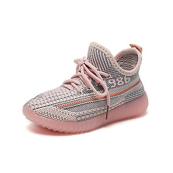 Spring Fashion Sneakers Baby Toddler Little Kids Leather Trainers School Sport