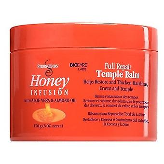 Biocare Strong ends Honey Full repair Temple Balm 170 gr