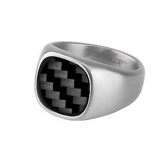 L'anello don real in fibra di carbonio