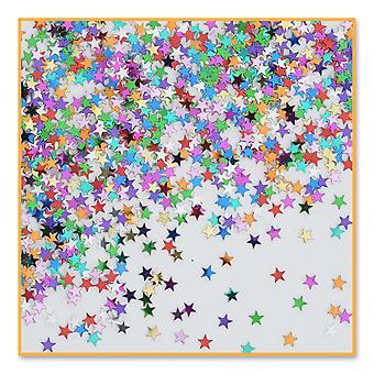 Coriandoli stelle del partito (confezione da 6)
