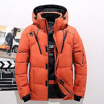 Snow Down Jackets Men Winter Thick Warm