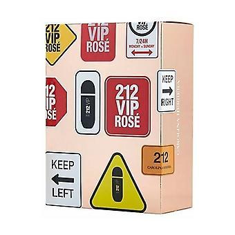 Sag 212 Vip Rose .- EDP Travel Set 80 ml
