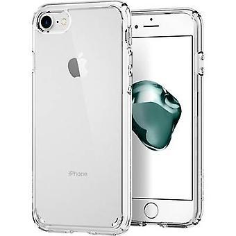 Spigen Ultra Hybrid Back cover Apple iPhone SE (2020), iPhone 8, iPhone 7 Transparent