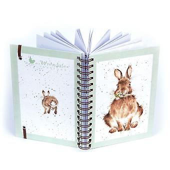 Wrendale Designs Hare Ring Bound Notebook